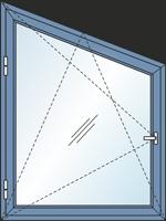 нестандарное окно Континент