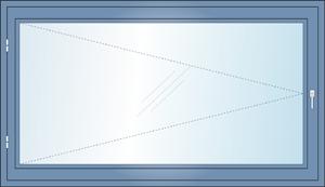 панорамное окно круглое окно Континент