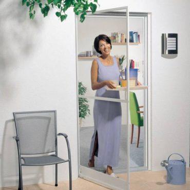 Антимоскітна дверна сітка 17х25