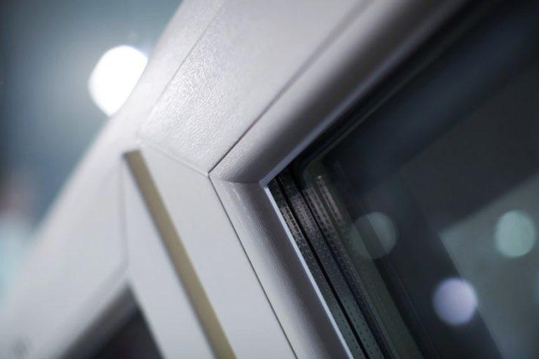 біла ламінація вікна пвх