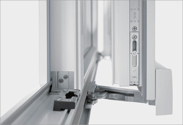 фурнитруа раздвижной двери - фото Континент (Смела)