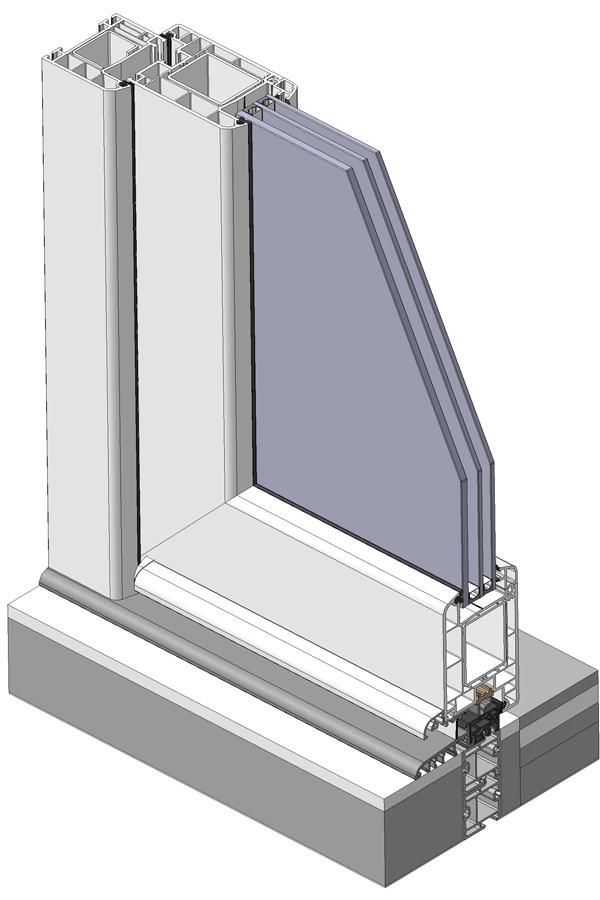схема накладки на порог дверной - фото Континент (Смела)