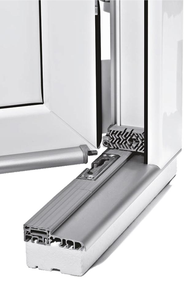 алюмінієва накладка на поріг - фото 4
