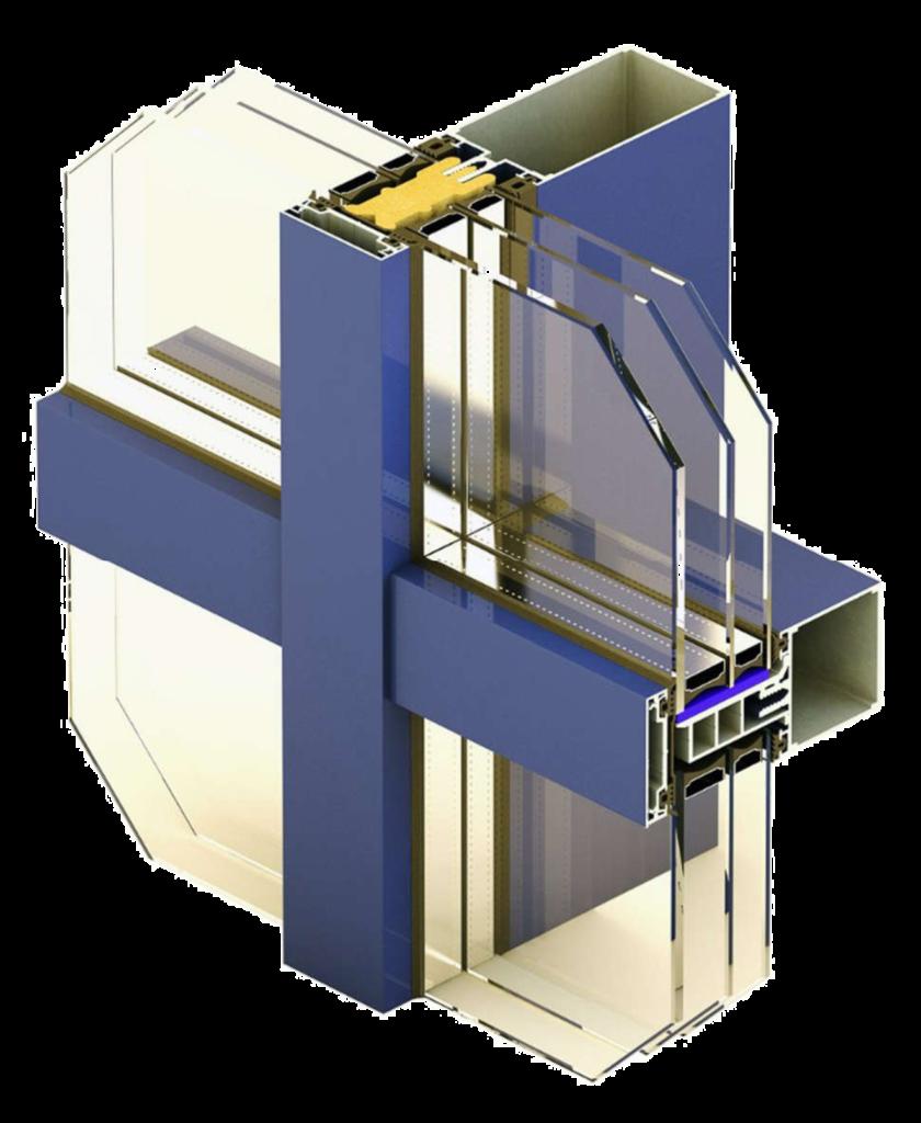 завод вікон континент - приклад робіт 55
