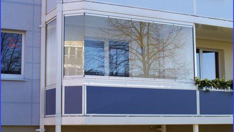 balkon zubehör Schöne Balkonverglasungen von FBS Förster Balkon Systeme