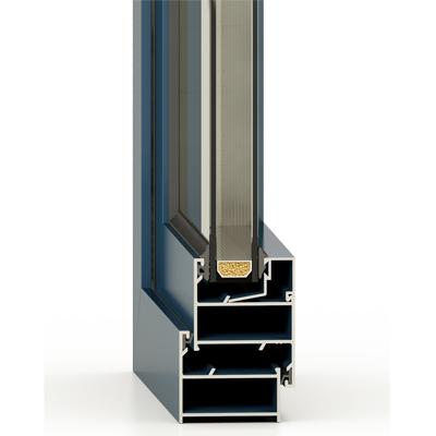 Фрамекс-10, алюмінієвий профіль від Заводу Континент
