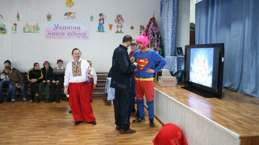 Виробник вікон Континент, вітає з Днем Святого Миколая вихованців Смілянського дитячого будинку-інтернату.
