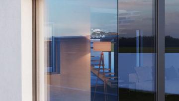 Elegante система віконних профілів №3 Континент
