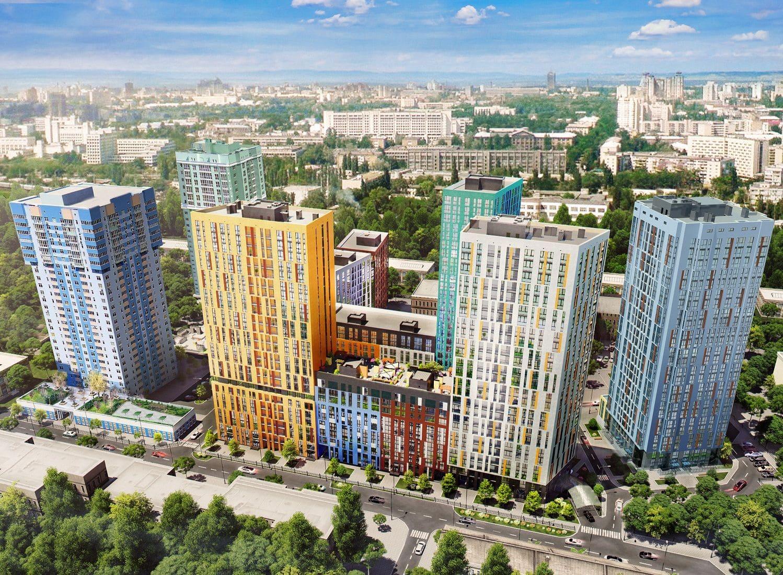 ЖК МАЛАХИТ (Киев)
