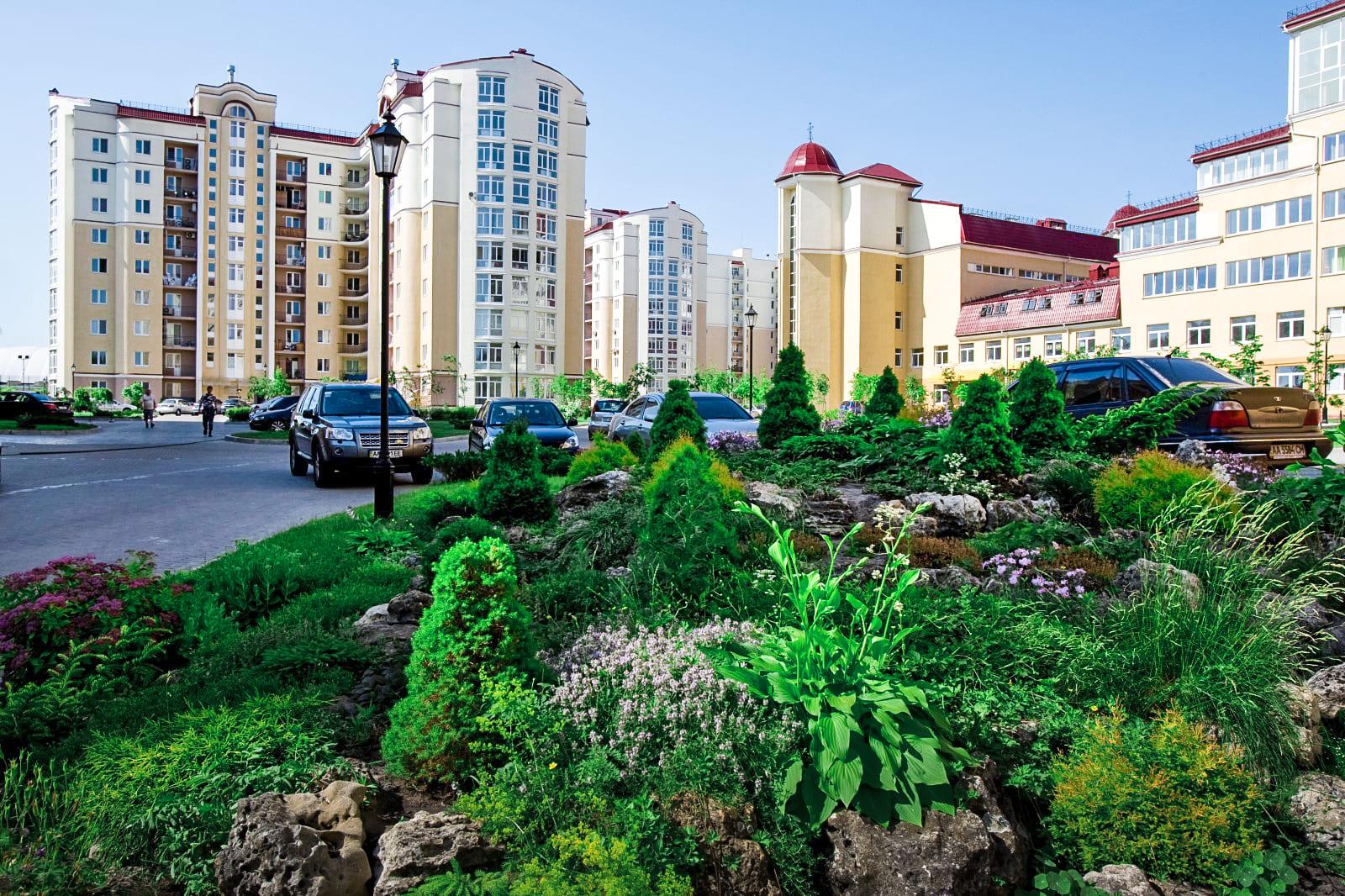 17.ЖК ЧАЙКА (Киев)
