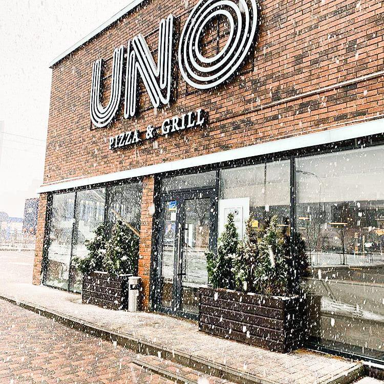 2.Кафе UNO (Бровары)