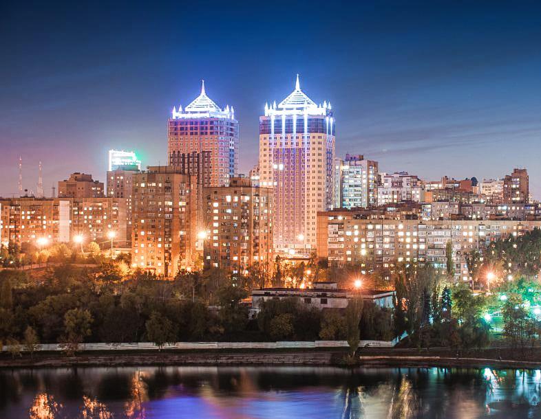 20. ЖК ПАНОРАМНЫЙ (Киев)