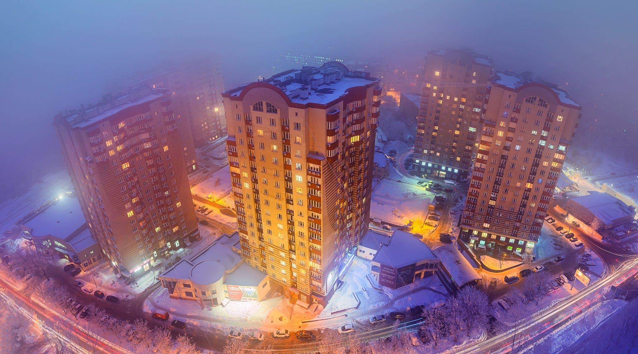 23. ЖК ЦЕНТРАЛЬНЫЙ (Донецк)