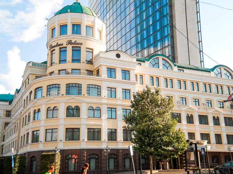 30.DONBASS PALACE HOTEL