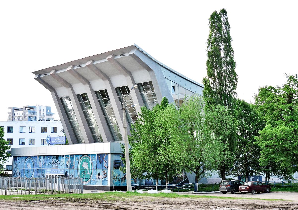 6.Басейн ПИОНЕР (Харьков)