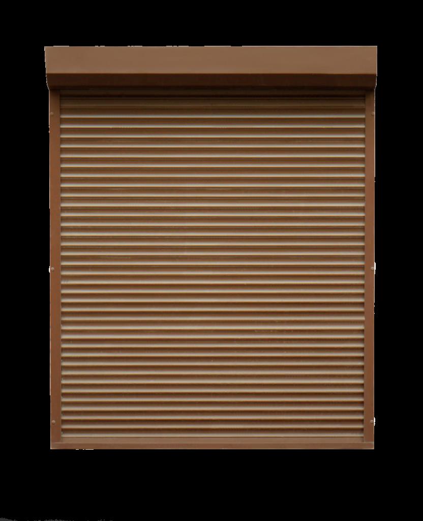 Ролет RAL 8014 коричневий Континент