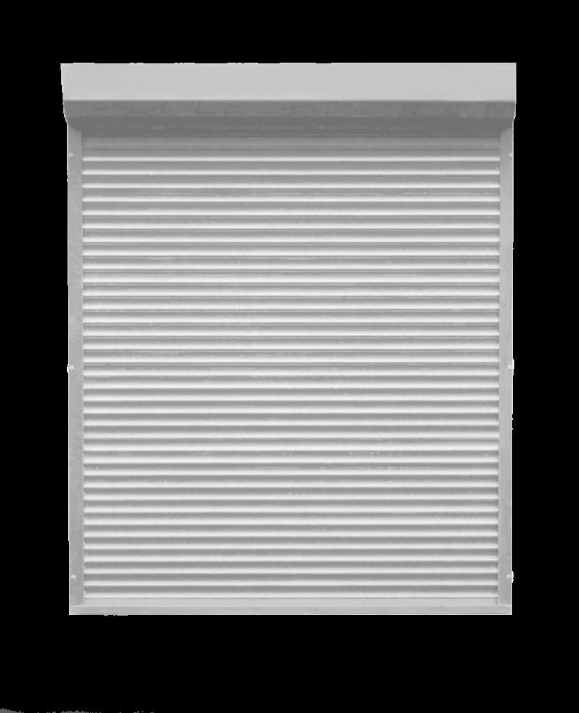 Ролет RAL 9016 білий Континент